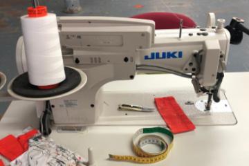 Machine à coudre, parfaite pour nos prestations couture