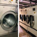 Séchoirs et machine à laver